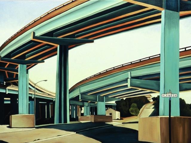 Alameda, 2006, 30 x 40 inches