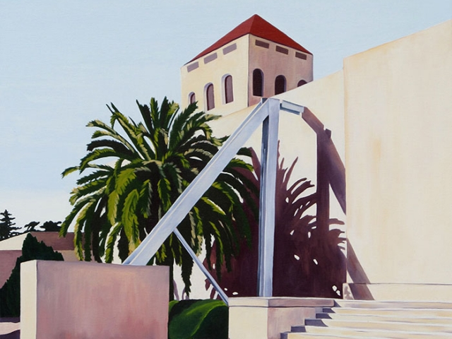 de Young, 2002, 40 x 30 inches